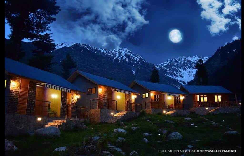 Grey Walls Mountain Cottage